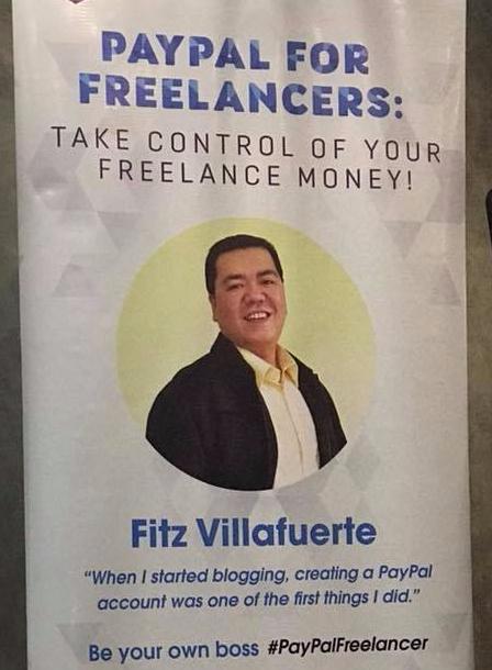 Fitz Villafuerte paypal